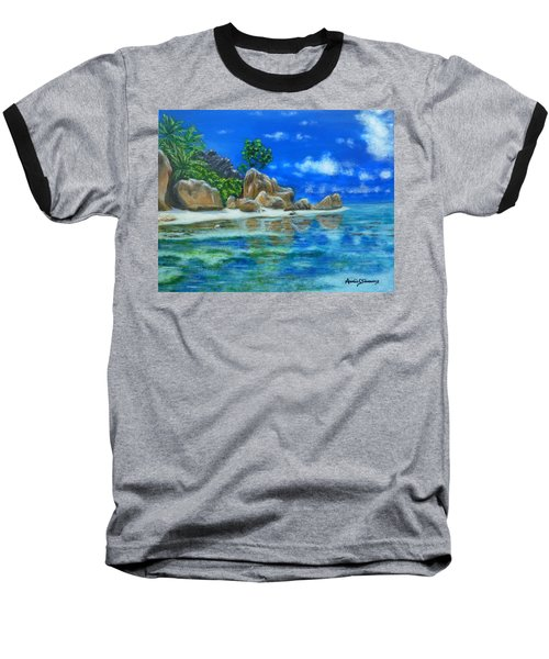 Nina's Beach Baseball T-Shirt