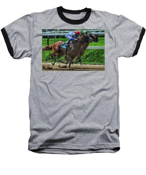 Nine Gaining Baseball T-Shirt