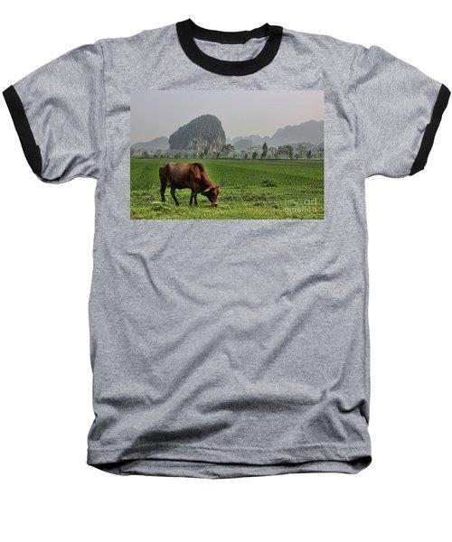 Ninh Binh Reserve  Baseball T-Shirt