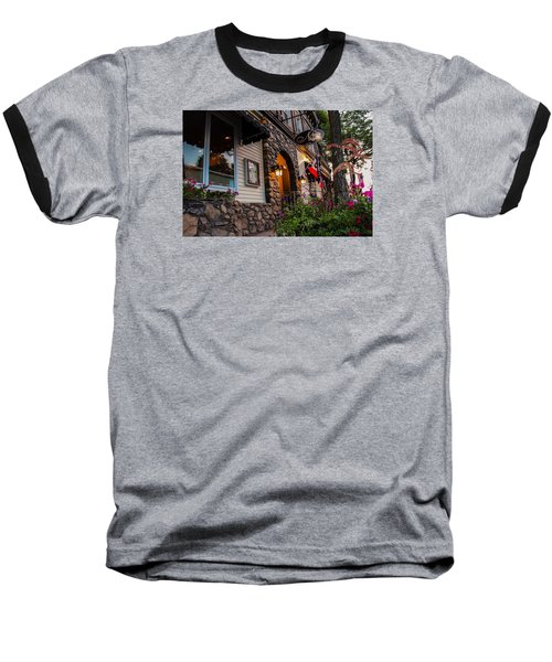 Nini's Restaurante Easthampton Baseball T-Shirt