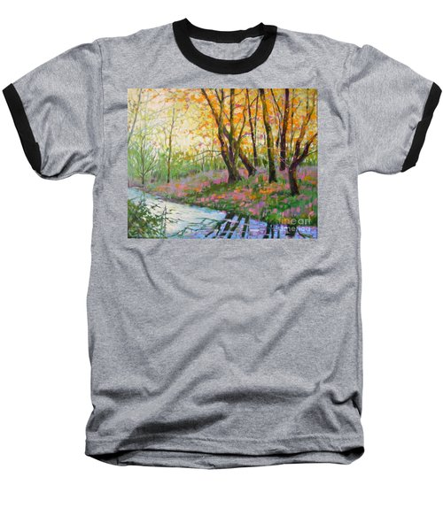 Nisqually Morning Baseball T-Shirt
