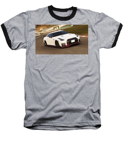 Nissan Gt-r Nismo - 02  Baseball T-Shirt