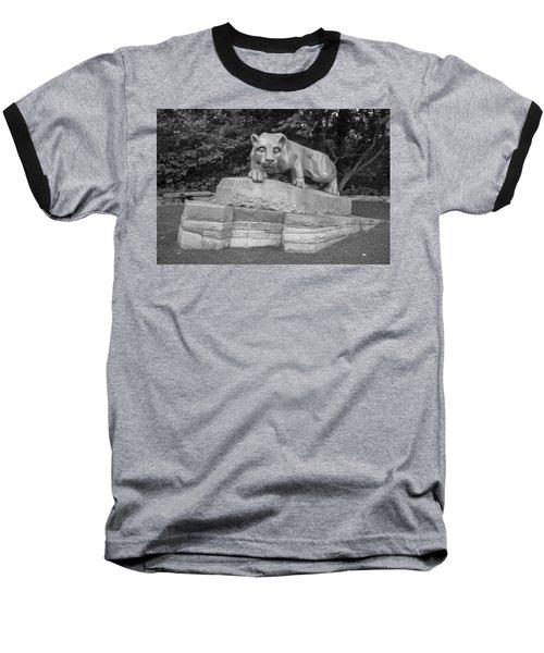 Nitty Lyon  Baseball T-Shirt