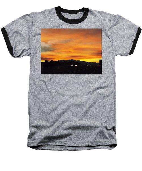 Nm Sunrise Baseball T-Shirt