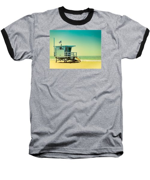No 16 - Wish You Were Here Baseball T-Shirt