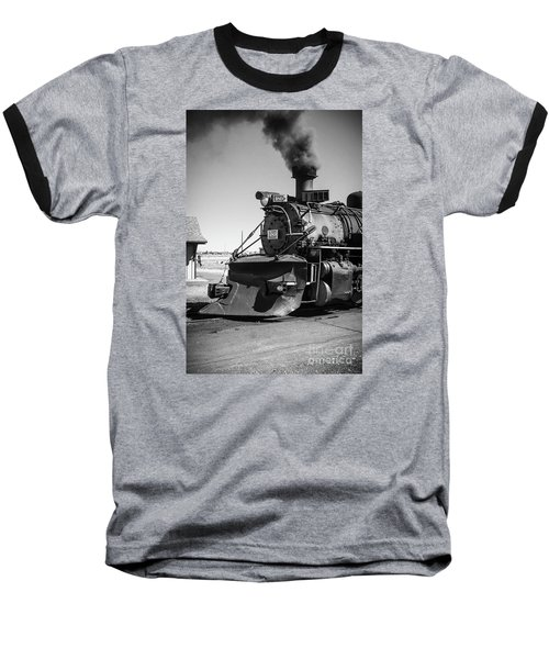 No. 489 Engine Baseball T-Shirt