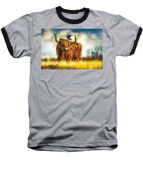 No Crow About It Baseball T-Shirt