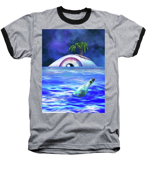 No Escape 2 Baseball T-Shirt