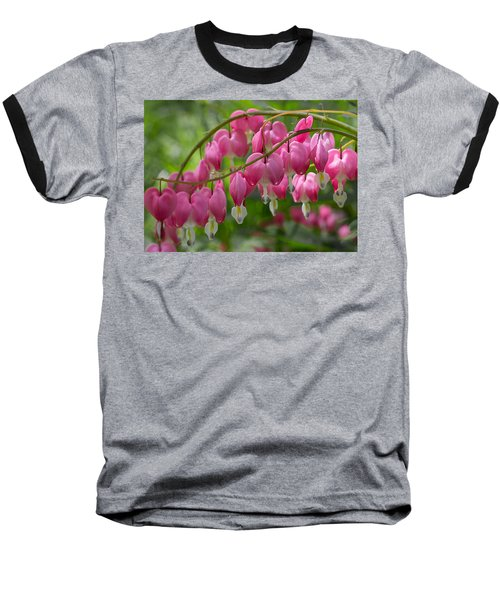 Bleeding Heart Baseball T-Shirt