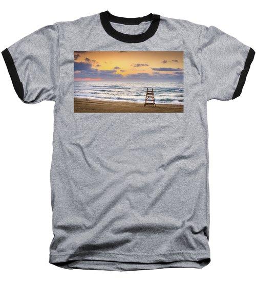 No Lifeguard On Duty. Baseball T-Shirt