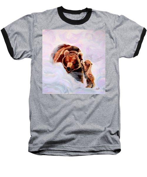 No Mama Baseball T-Shirt