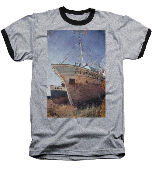 No More Fish Baseball T-Shirt
