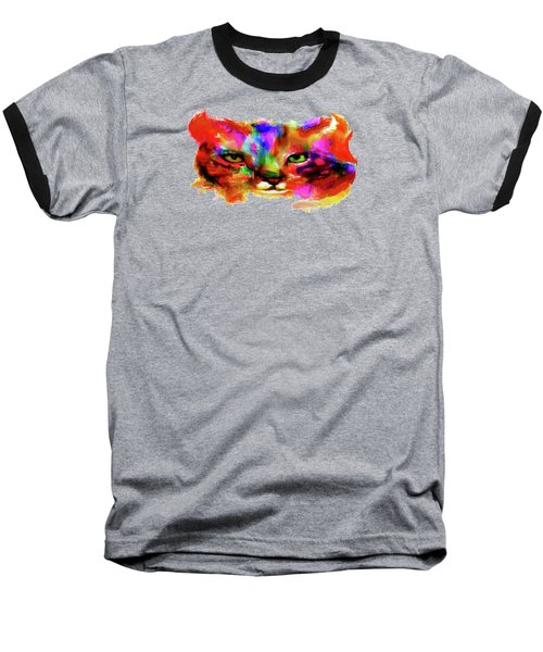 No More Mr. Nice Guy Baseball T-Shirt