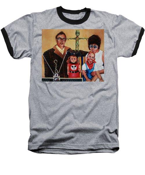 No Outside Realities Baseball T-Shirt