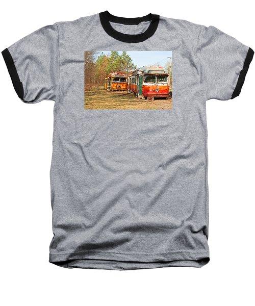 No Stops Baseball T-Shirt