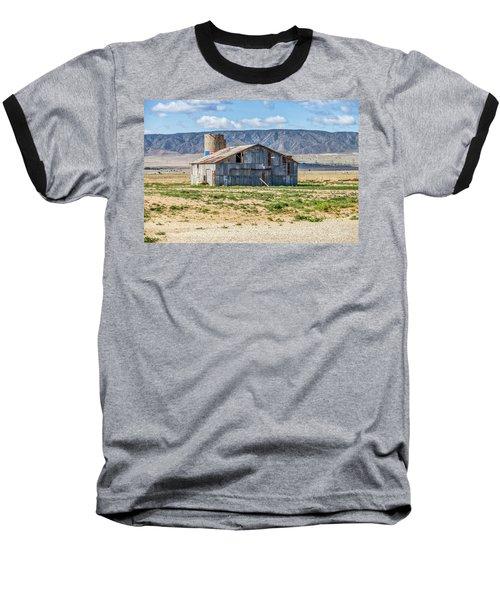 No Trespassing Baseball T-Shirt