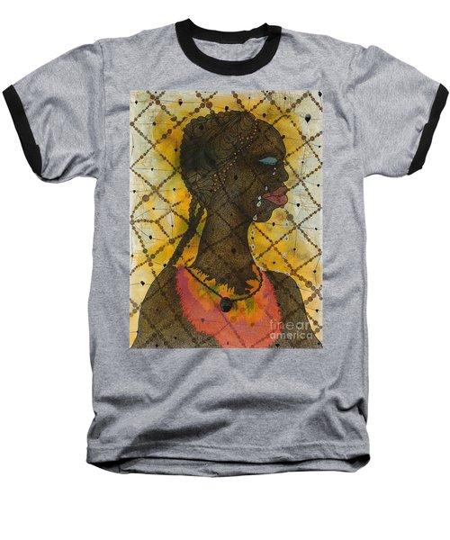 No Woman, No Cry Baseball T-Shirt