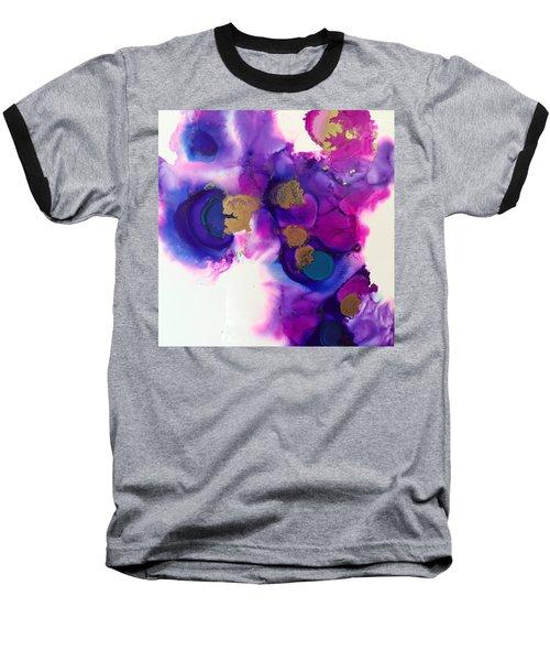 No Words Baseball T-Shirt by Tara Moorman