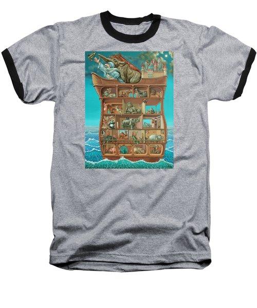 Noahs Arc Baseball T-Shirt