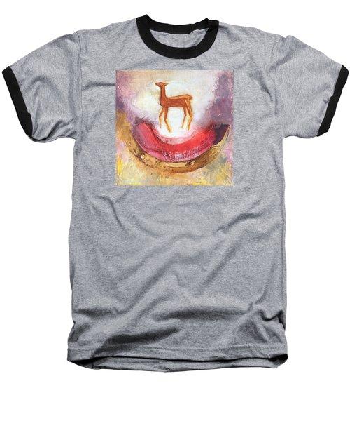 Noble Deer Baseball T-Shirt
