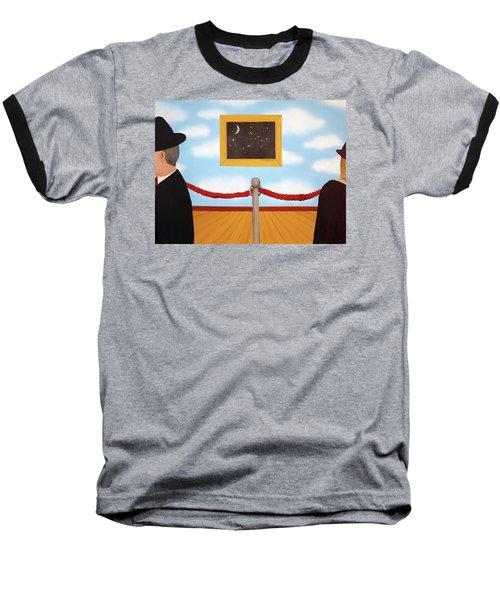Nobody Noticed Baseball T-Shirt