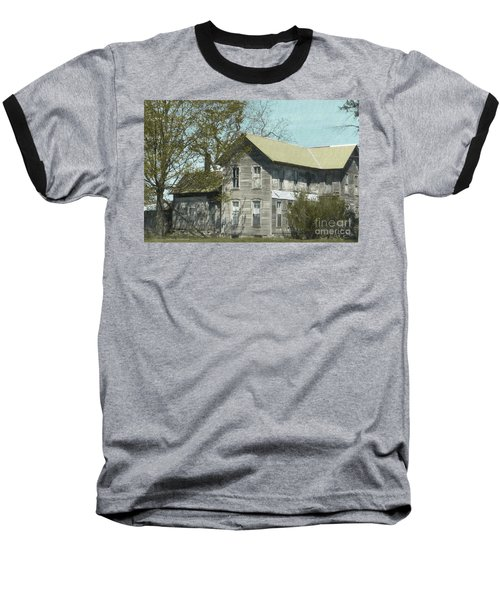 Nobody's Home Baseball T-Shirt