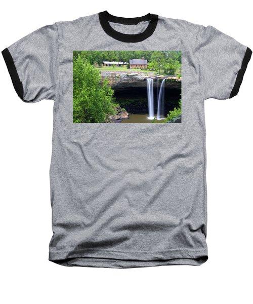 Noccolula Falls Gadsden Alabama Baseball T-Shirt