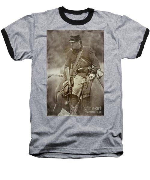 Nom-de-guerre Baseball T-Shirt