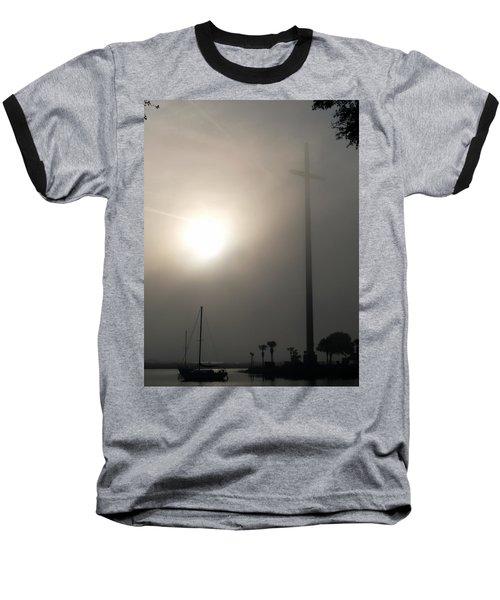 Nombre De Dios - The Great Cross Baseball T-Shirt