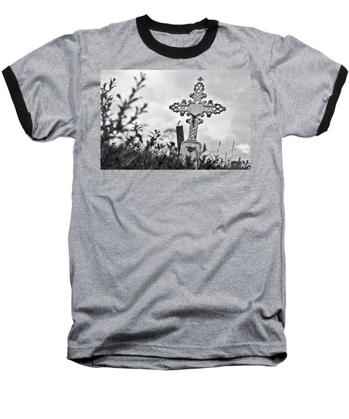 Nome Baseball T-Shirt by Laurie Stewart