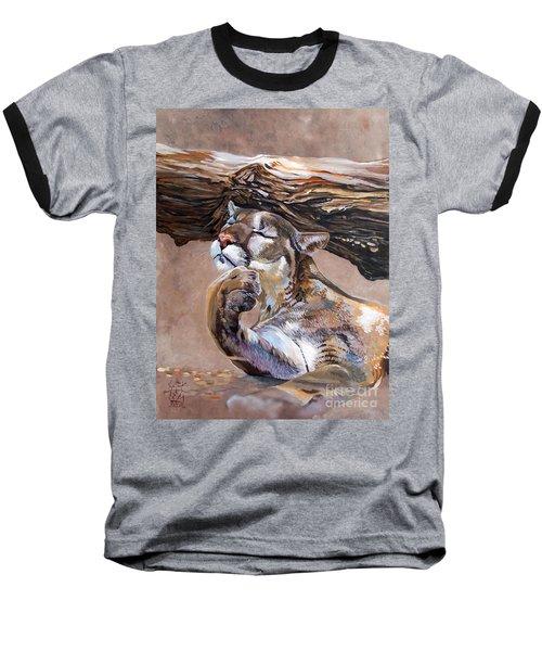 Nonchalant Baseball T-Shirt