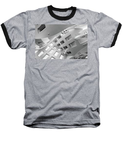 Baseball T-Shirt featuring the photograph Nonlinear Thinking by Alex Lapidus