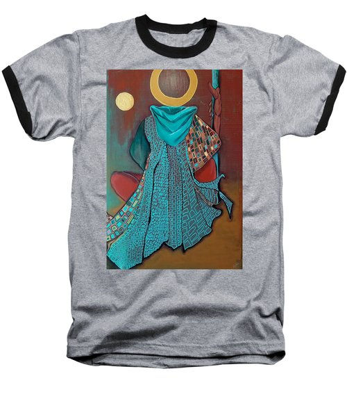 Nor The Moon By Night Baseball T-Shirt