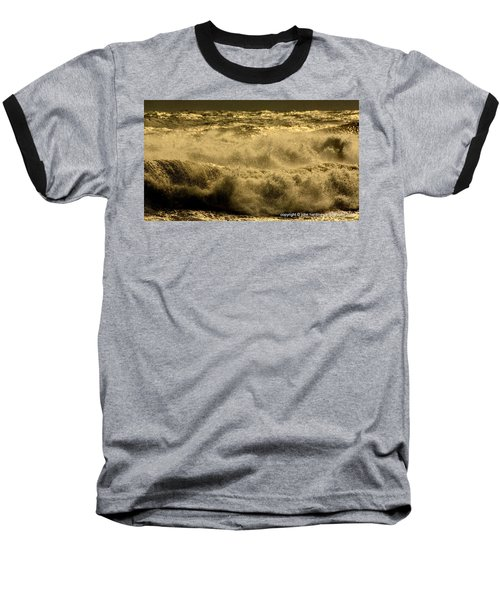 Nor'easter  Baseball T-Shirt