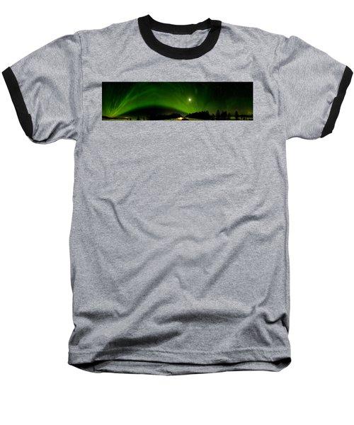 Norrsken 2 Baseball T-Shirt