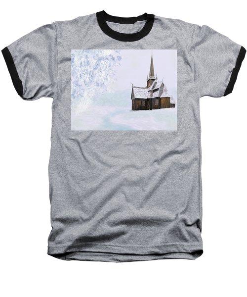 Norsk Kirke Baseball T-Shirt
