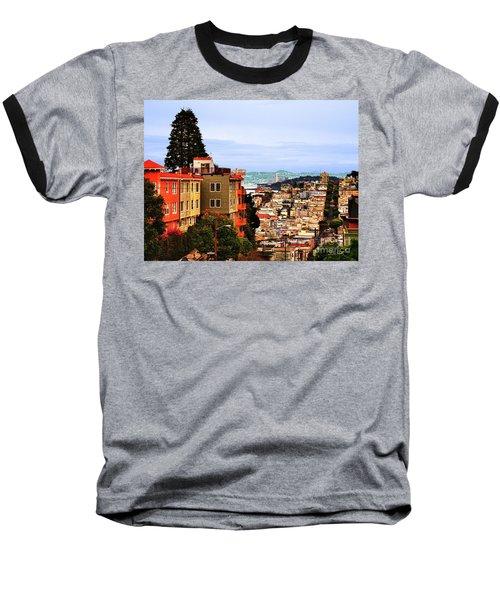 Looking Toward North Beach Baseball T-Shirt