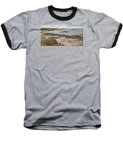 North Berwick, East Lothian Baseball T-Shirt