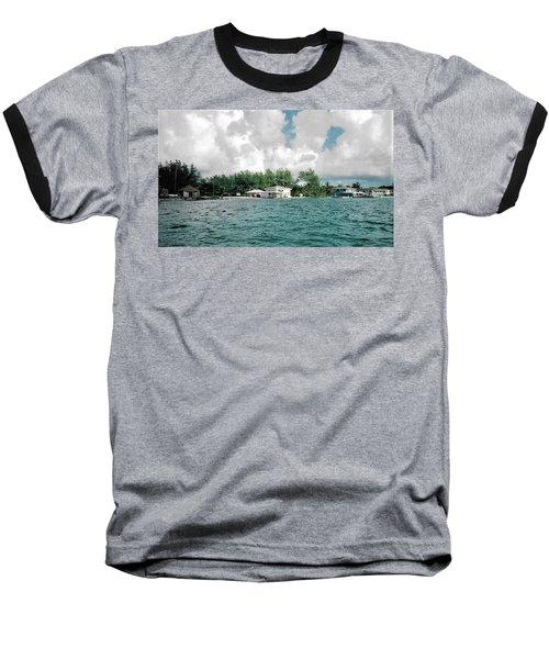 North Bimini Airport Baseball T-Shirt