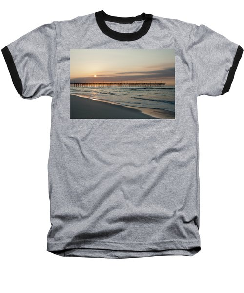 North Carolina Sunrise Baseball T-Shirt