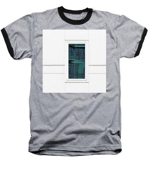 North Carolina Windows 2 Baseball T-Shirt