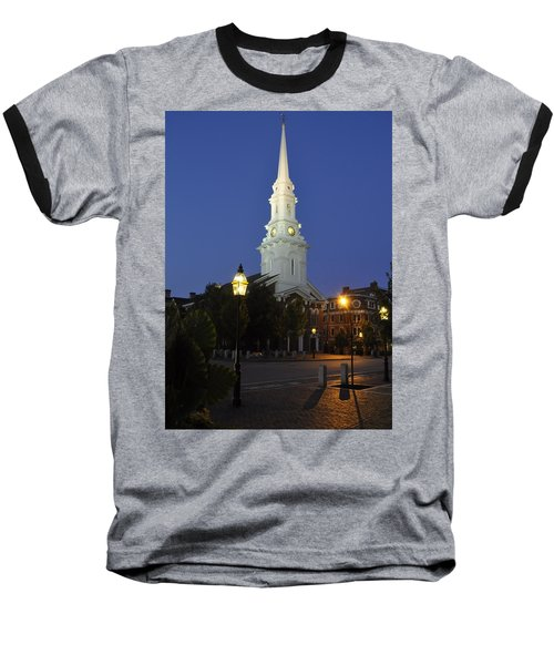 North Church Ncp Baseball T-Shirt