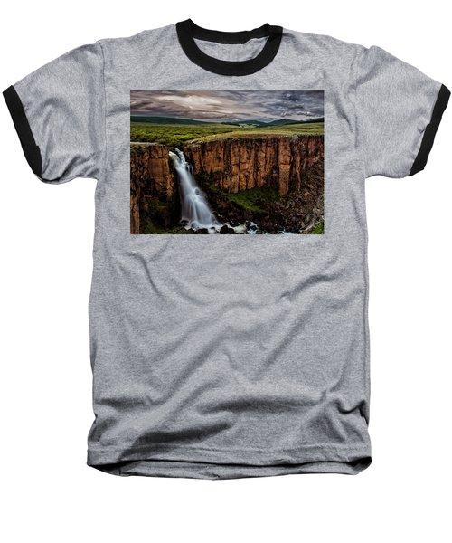 North Clear Creek Falls Baseball T-Shirt