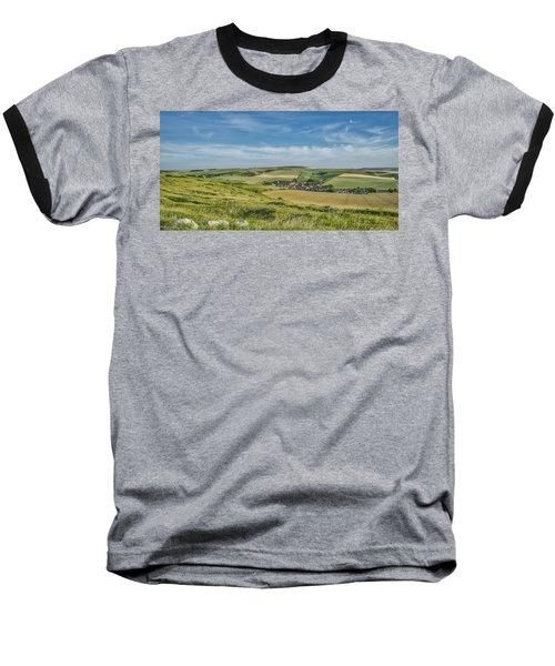 North French Scenery Baseball T-Shirt
