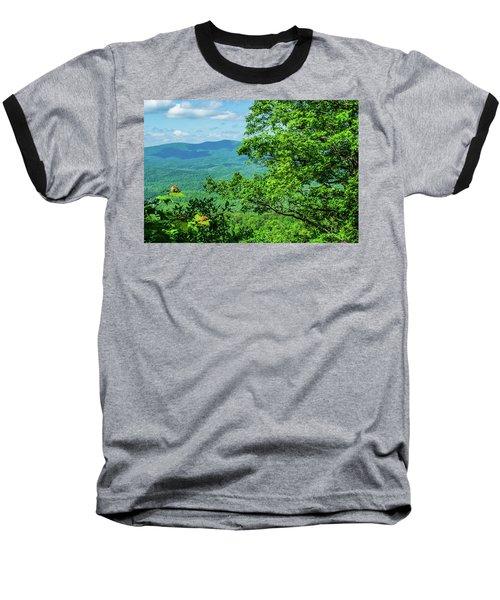 North Georgia Mountains Baseball T-Shirt