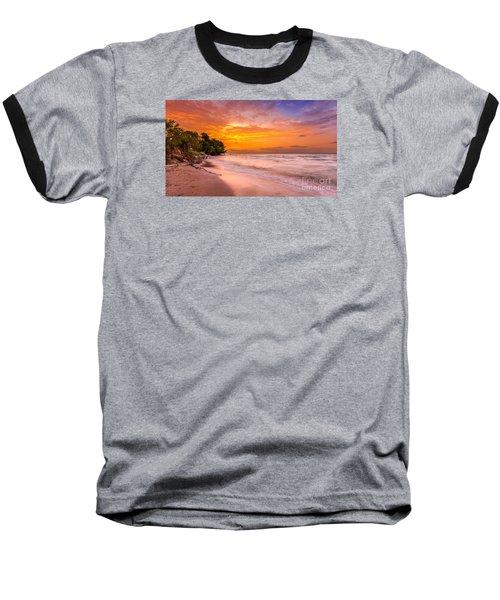 North Point Sunrise Baseball T-Shirt