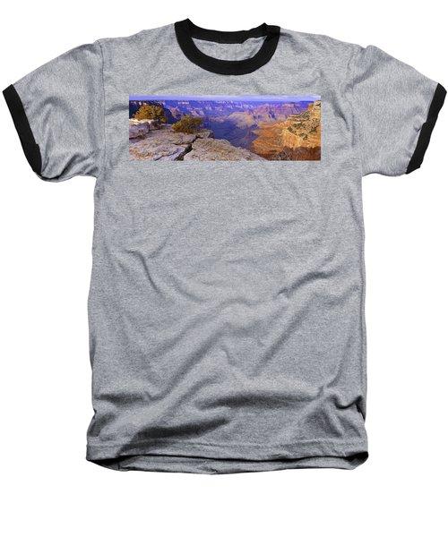 North Rim Grand Canyon Baseball T-Shirt