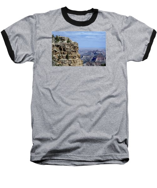 North Rim Layers Of Time Baseball T-Shirt