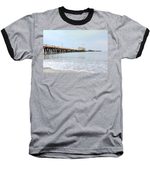 North Side Stearn's Wharf Baseball T-Shirt
