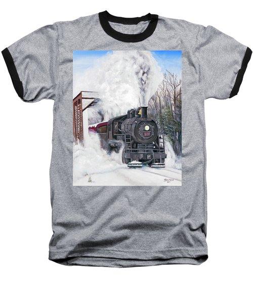 Northbound At 35 Below Baseball T-Shirt